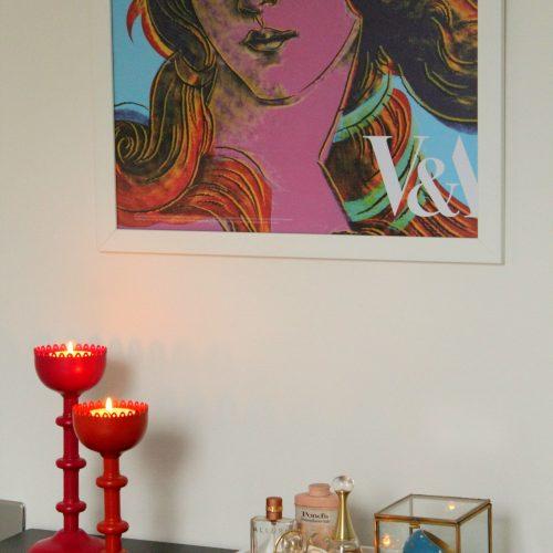 Warhol és Boticelli
